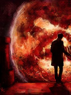 I will tell you a story | by MoishPain @ DeviantART.com // doctor who