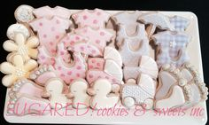 Baby Shower Cookies Baby Cookies, Baby Shower Cookies, Iced Cookies, Sugar Cookies, Love Cake, Cookie Jars, Decorated Cookies, Cookie Decorating, Cake Pops