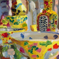 Jan de Vliegher: Belgian artist, via Angelika Knapper Gallery. I love her work.