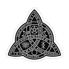 Celtic Knot Tattoo, Celtic Tattoos, Viking Tattoos, Celtic Knots, Indian Tattoos, Magic Symbols, Celtic Symbols, Celtic Art, Egyptian Symbols