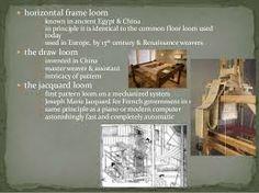 Kuvahaun tulos haulle south america  earliest loom weaving