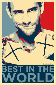 CM Punk... Best in the World