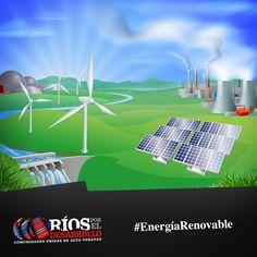 #SabíasQue existen incentivos para el desarrollo de proyectos de energía renovable, durante los períodos de pre inversión, ejecución y operación.