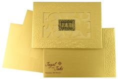 What are the most innovative wedding invitation cards? - Quora