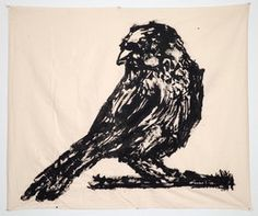 William Kentridge, 'Untitled (Sparrow on a Branch),' 2016, Goodman Gallery