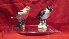 Beswick Chaffinch and Stonechat Bird Figurines | eBay