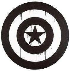 """GARDAR EIDE EINARSSON, """"Untitled (Captain America)"""".. - Höstens Contemporary, Stockholm 576 – Bukowskis"""