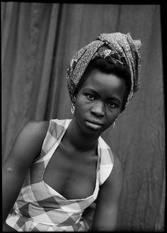 Photographer Seydou Keïta