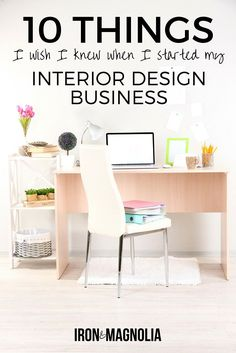 Want to start an interior design business? Read this first.                                                                                                                                                                                 More