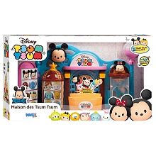 """Disney - Maison des Tsum Tsum - Kanai Kids - Toys""""R""""Us"""