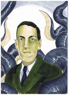 Lovecraft by Hibbi on DeviantArt