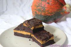 karolina-azzaro: Tekvicový Brownies / Pumpkin Cookies
