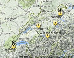 Switzerland Sampler: A First-Timer's Tour | Europe Itineraries | Fodor's Travel Guides