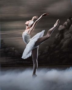 Can't wait to see Swan Lake summer 2014! (I might even be in it!)