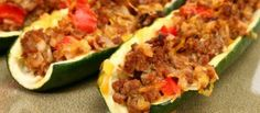 Gevulde Courgette recept | Smulweb.nl