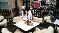 England's best Christmas market in the historic, Roman city of Bath is well worth a visit.  A huge range of quality, artisan stalls all nestled around the Bath's beautiful cathedral,  Not to be missed for a day trip escape from London. http://office-breaks.com/day-trip-bath-christmas-market/