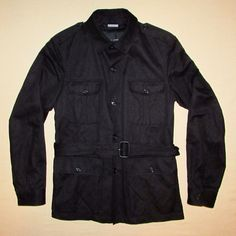 77. Ralph Lauren Black Label 4-pocket Field Jacket