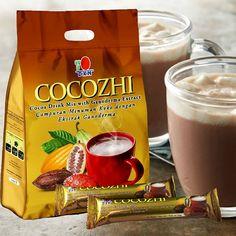 A DXN Cocozhi (a gyerekek kedvence) a legjobb kakaóból készül ganodermakivonattal. Fogyasztásra kész italpor formájában kínáljuk, mely csokoládés ízzel kényezteti Önt. A kiváló kakaóaromán kívül a ganoderma fogyasztásából származó előnyöket is élvezheti. #dxn #cocoa #kakaó #kakao #healthy #healthydrink #child #egészségeskakaó #egészség #megelőzés #ganoderma  #evoncafe #pinterestpin #webshop #onlinebusiness #mlm #drinkit #shareit #profit @gyorgydorman Snack Recipes, Snacks, Healthy Life, Chips, Profile, Health And Nutrition, Healthy Drinks, Blue Prints, Snack Mix Recipes