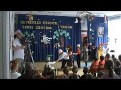 Rzepka - Julian Tuwim - taniec do POLKI DZIADEK Kindergarten, Education, Concert, Youtube, Diy, Bricolage, Recital, Do It Yourself, Kindergartens
