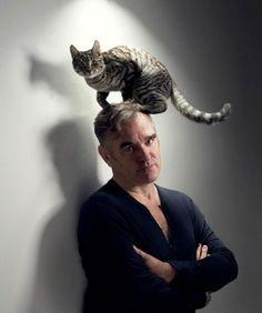 Morrissey New Photo