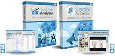 Social Page Analyzer Facebook Marketing Strategy, Viral Marketing, Internet Marketing, Online Marketing, Social Media Marketing, Marketing Software, Marketing Ideas, Facebook Image, For Facebook