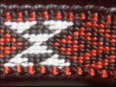 Taaniko Weaving A Maori Weaving Technique Chapters What is Taaniko? Taaniko Defined Loom or No Loom? Casting On Weaving Casting Off. Card Weaving, Tablet Weaving, Maori Patterns, Flax Weaving, Inkle Loom, Maori Designs, Cast Off, Macrame Earrings, Tapestry Crochet