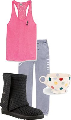 """""""I'm a nap in the shape of a girl."""" by queen-4-giants ❤ liked on Polyvore"""
