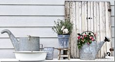 potting shed | Cottage of the Week - The Cottage Market