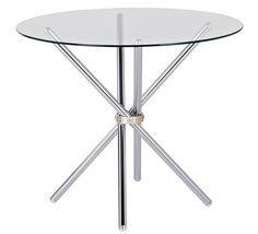Dining Table Glass 90 Fantastic Furniture 120x70cm 4 Seater Also Comes In 6 Size Zoe