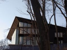 Private Villa, Karuizawa, Japan. Antonio Citterio.