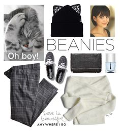 """Oh boy! Cute Beanies!"" by mcheffer ❤ liked on Polyvore featuring Silver Spoon Attire, STELLA McCARTNEY, Hiltl, Nails Inc., Keds, Chicwish, women's clothing, women, female and woman"