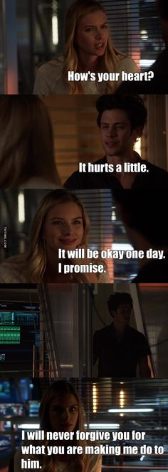 "#Stitchers 3x10 ""Maternis""<< and that would be the sound of my heart breaking"