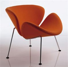 Orange Slice Chair by Pierre Paulin for Artifort. @designerwallace