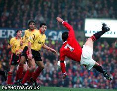 Manchester United v Sheffield United 1993