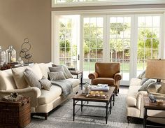 Pottery Barn Living Room knockout knockoffs: pottery barn comfort sofa livingroom | living