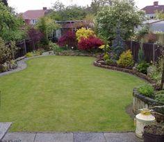 Landscape for the Property Line