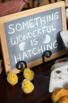 hatching-sign