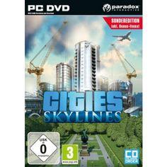 Cities Skylines  D1 Version!  PC in Simulationen FSK 0, Spiele und Games in Online Shop http://Spiel.Zone