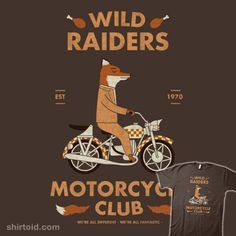 Wild Raiders #FantasticMrFox