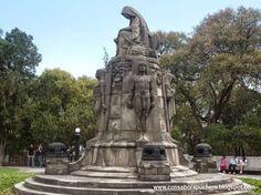 Chapultepec, un castillo real en América.Nuevo post en el blog www.consaborapuchero.blogspot.com #México #Chapultepec #turismo #viajes #castillo #murales #fotografía #domingo #cultura #Diegorivera #consaborapuchero