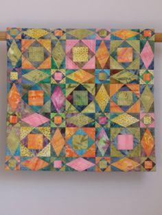 Jewel Box folded note card. $3.00, via Etsy.