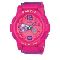 CASIO Baby-G Tide Graph Analog Watch