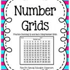 Number Grids: Practice Counting Up & Back Using Number Grids Objectives: Students will be able to count forward and backwards from any given nu...