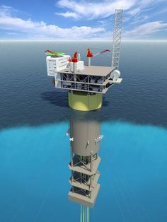 Statoil and its partners have awarded several subsea #pipeline and marine installation contracts for the Aasta Hansteen field in the Norwegian Sea. (Image: #Statoil) #oil