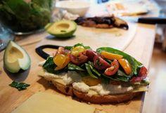 Avocado, Bread, Food, Healthy, Kitchen, Sandwich