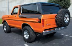 '79 Ford Bronco