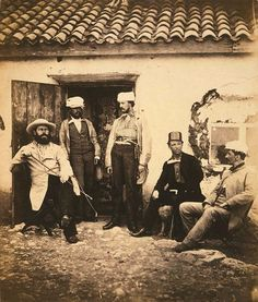 The Very Earliest War Photography: Rare and Amazing Photographs of Crimean War by Roger Fenton, 1855