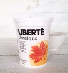 Un de nos grands Classique - One of our Classique yogurts Saveur, Canning, Classic, Home Canning, Conservation