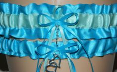 25.73$  Watch now - http://viykv.justgood.pw/vig/item.php?t=ys6rcwh2669 - The garter set includes: 1 Keepsake Garter (Turquoise and Aqua) and 1 Tossing Garter (Turquoise) 25.73$