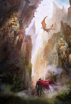 Dragon Valley by nkabuto on deviantART